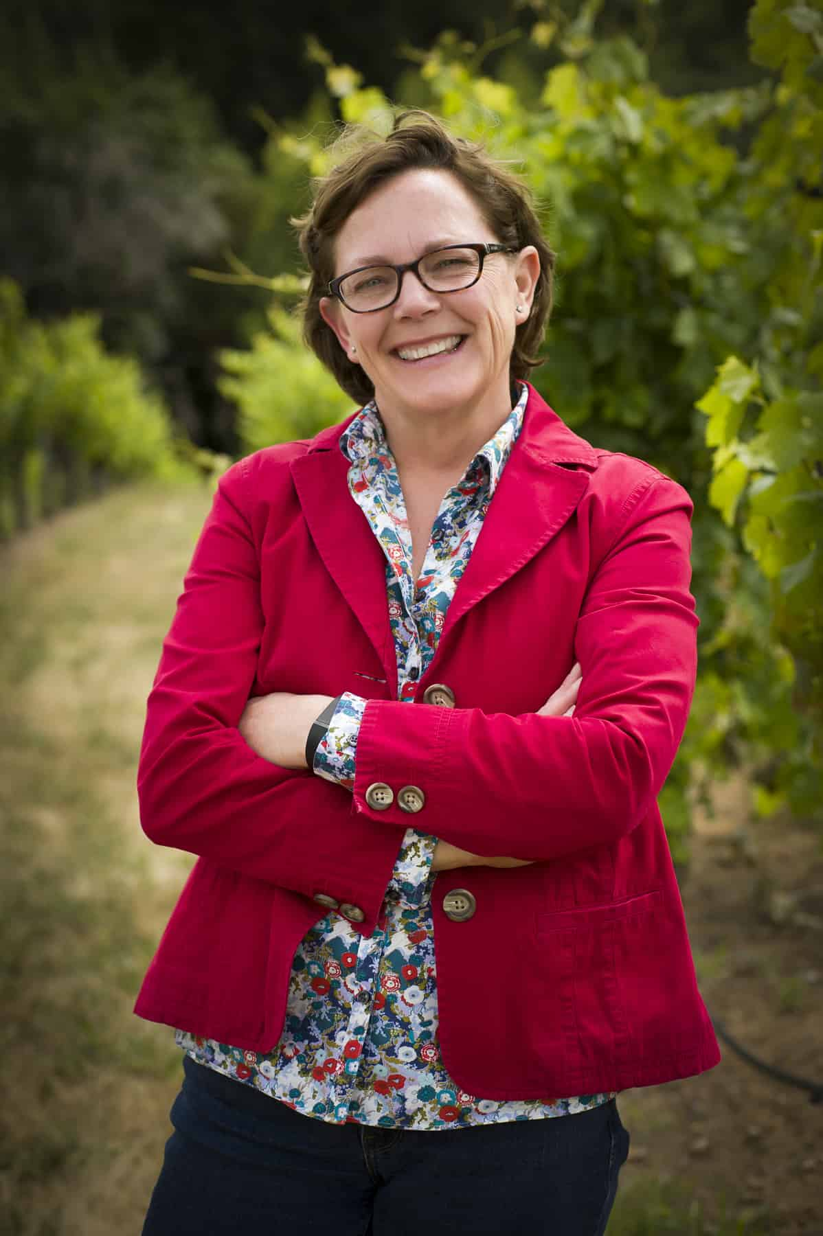 Meet a Winemaker:  Sandy Walheim of Virginia Dare Winery
