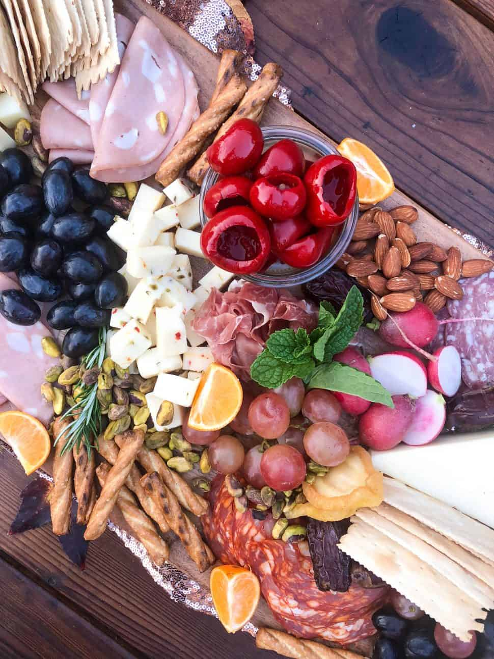 Gorgeous Cheese Board Round Up