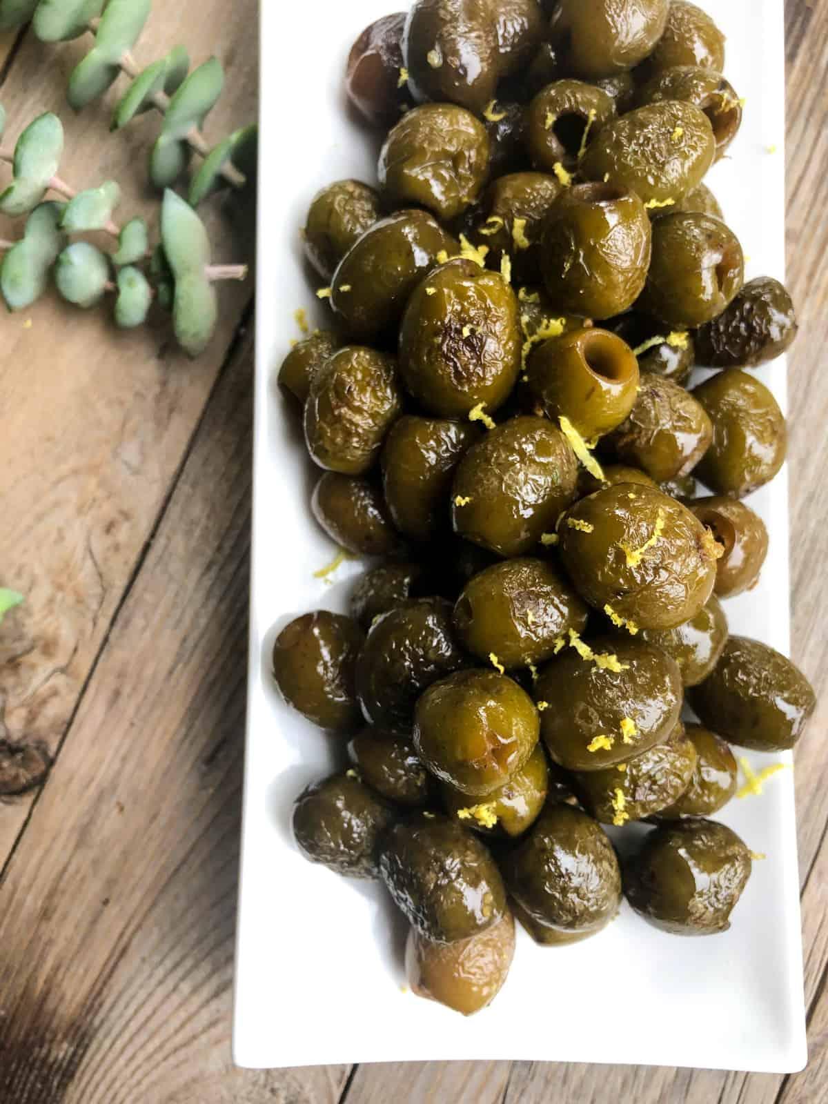 10 Amazing Recipes Using Canned Olives