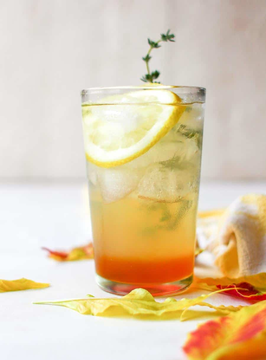 California Gold Rush Cocktail Recipe