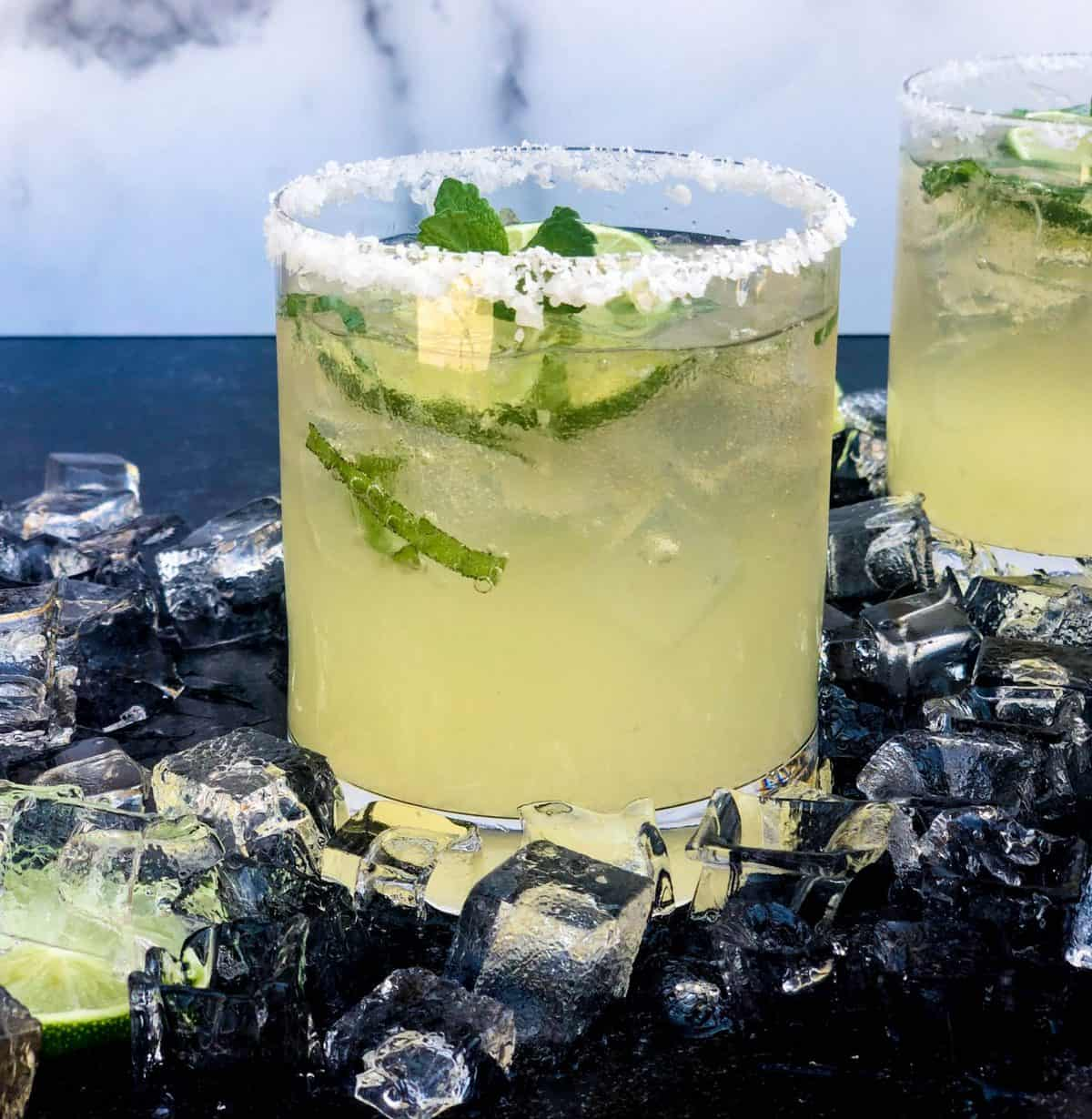 Margarita Wine Cocktail