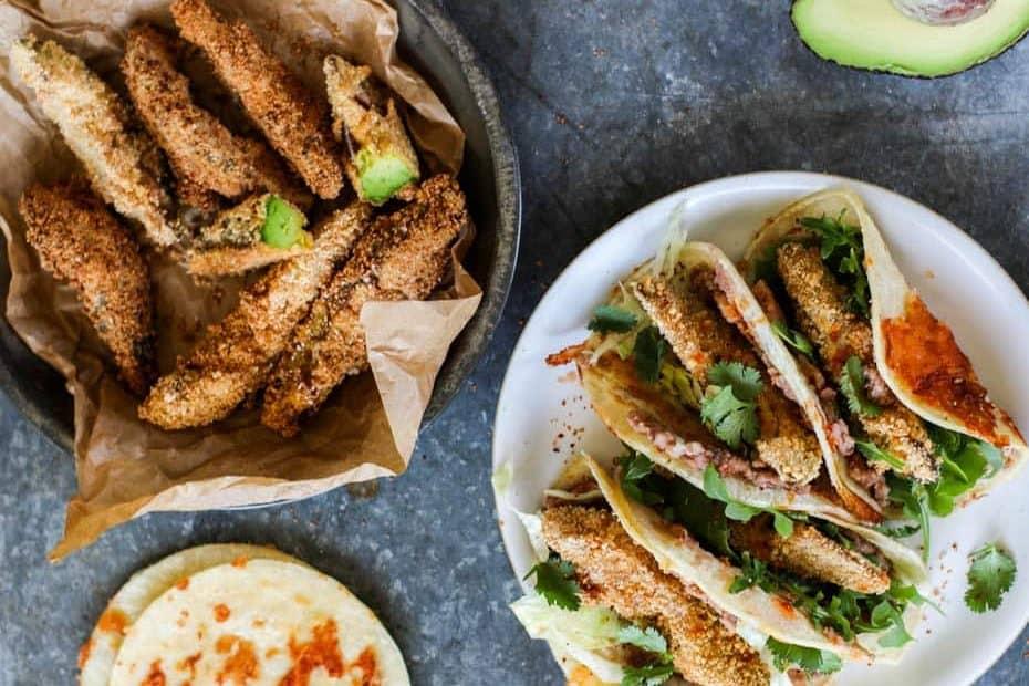 Avocado Recipe Round Up Avocado Tacos
