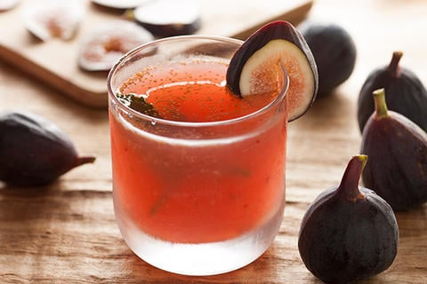 Flying Fig Cocktail