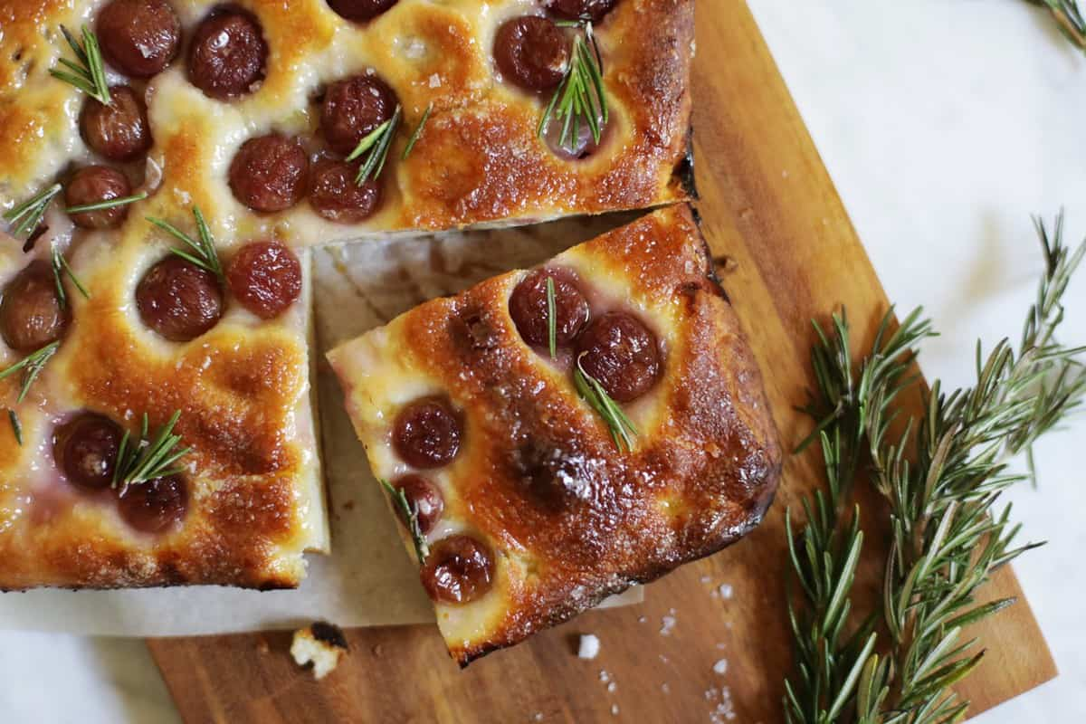 Incredible Recipes Starring Grapes from California
