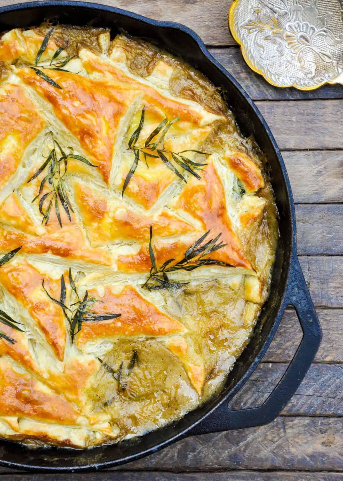 Farmers Market Pot Pie