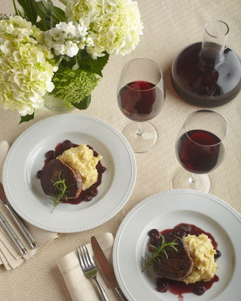 cooking with red wine filet mignon with redw ine sauce recipe
