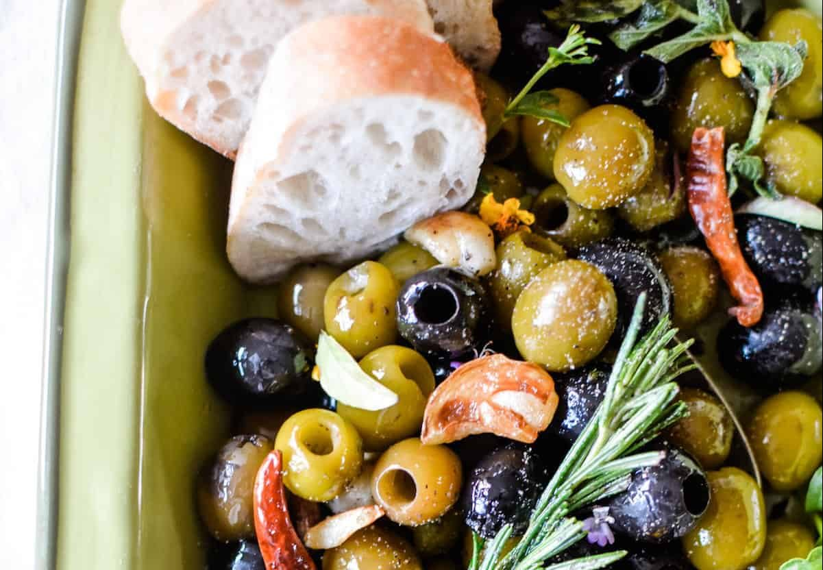 Easy, Healthy Recipes Using Olives from California