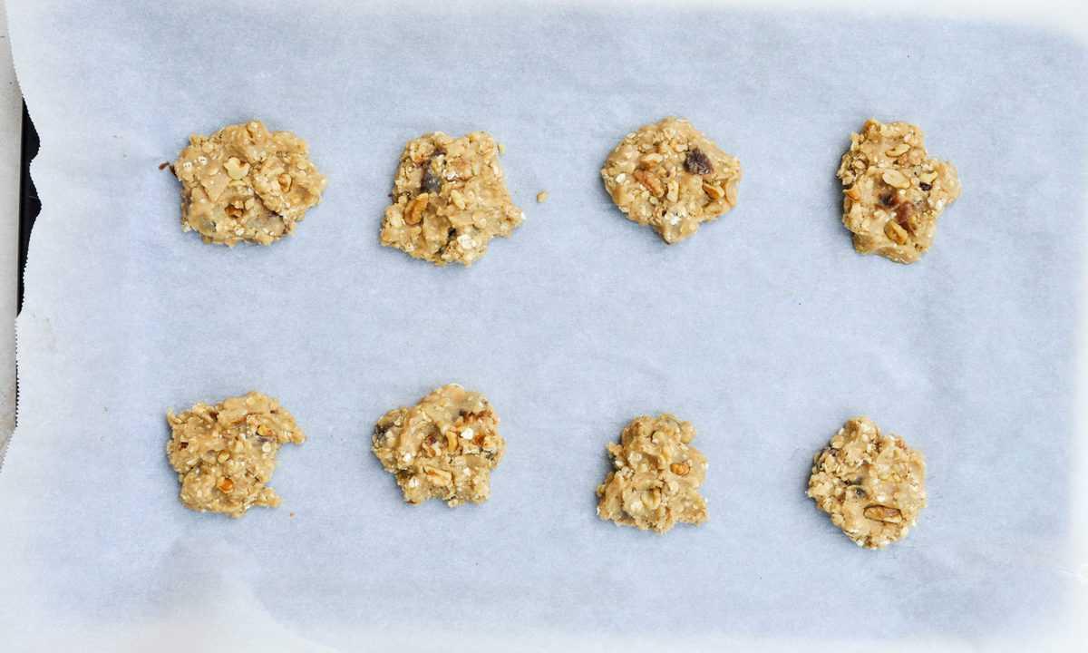 Golden Fig Cookie Mixture