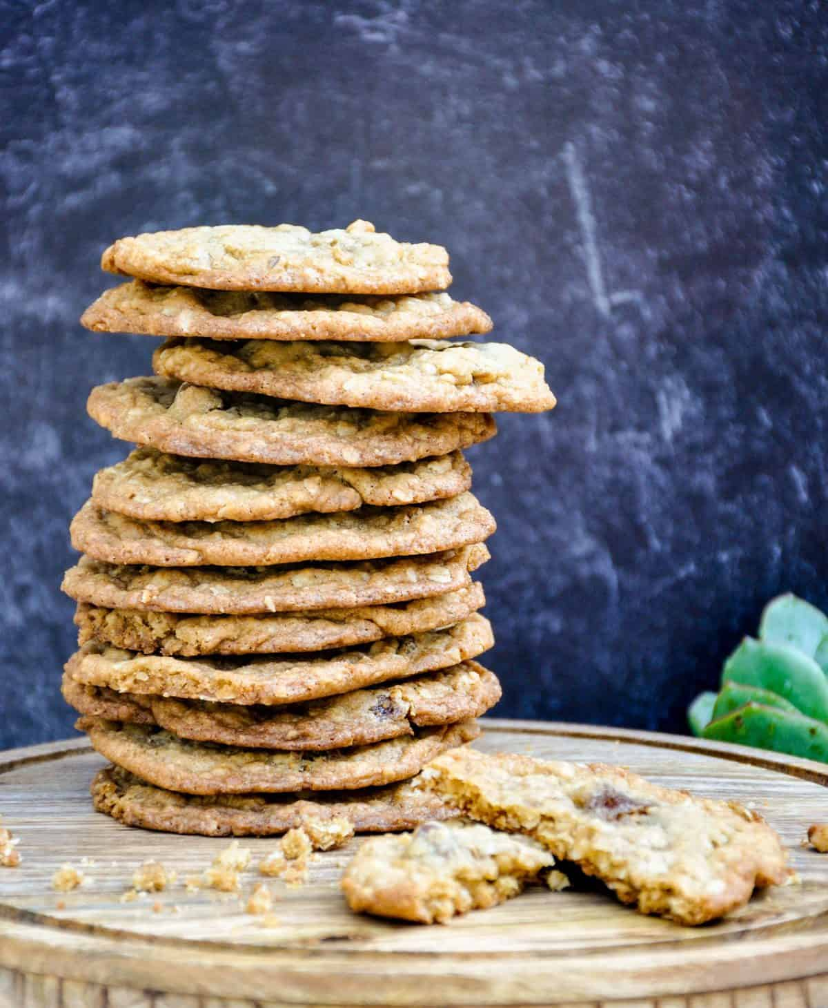 Fig Cookies with Nuts