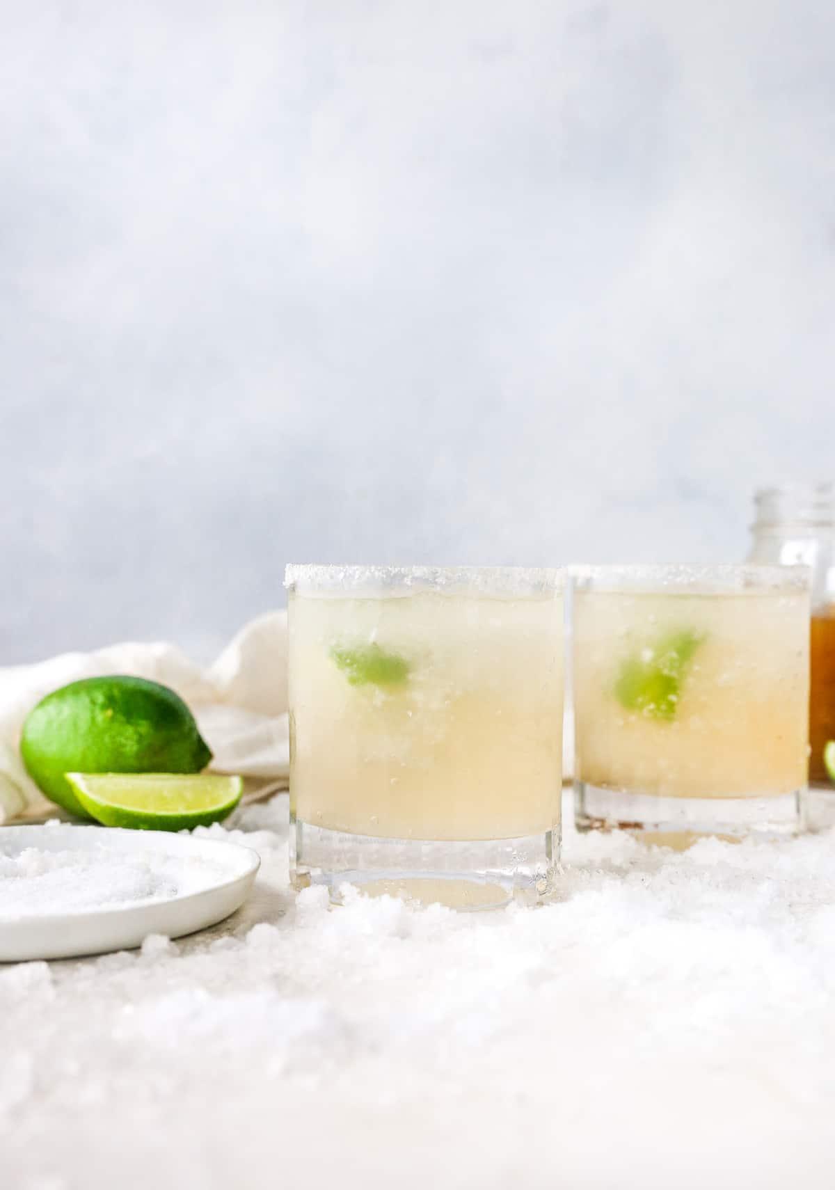 Fresh Pear Margarita