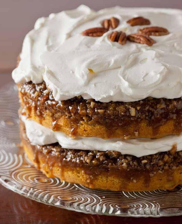 Pumpkin Desserts that aren't pie