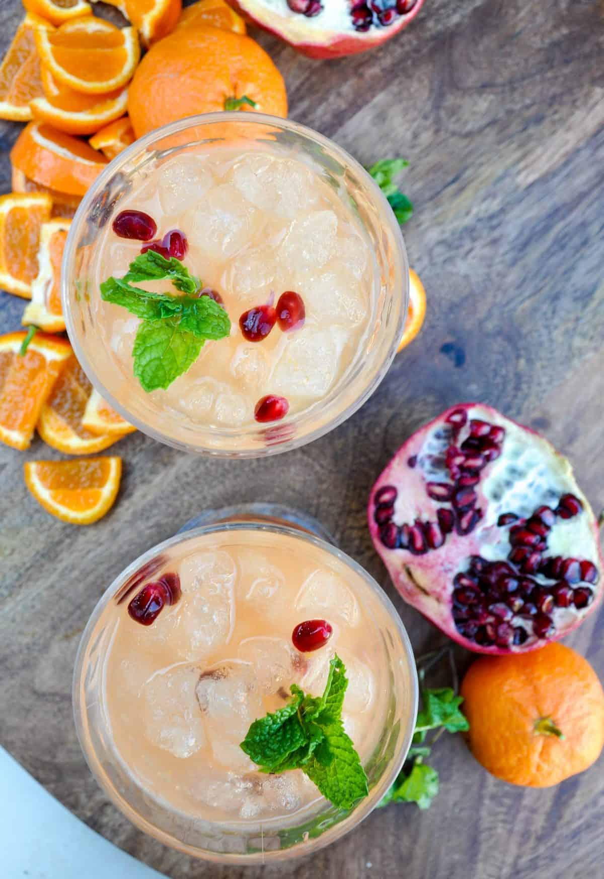 California Style Winter Juice Recipe