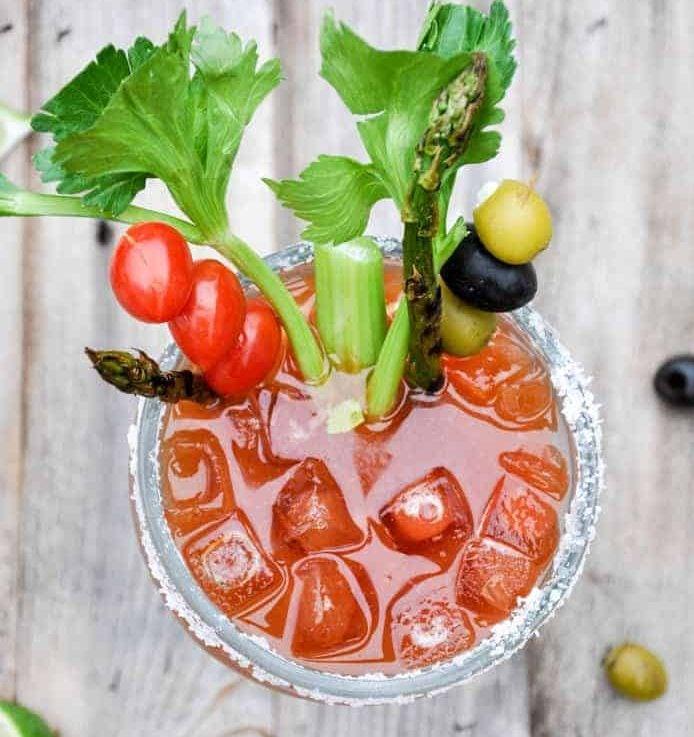 Cali-Chelada Cocktail