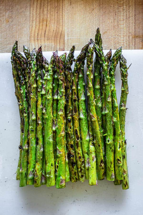 How To Grill Asparagus Like a Pro