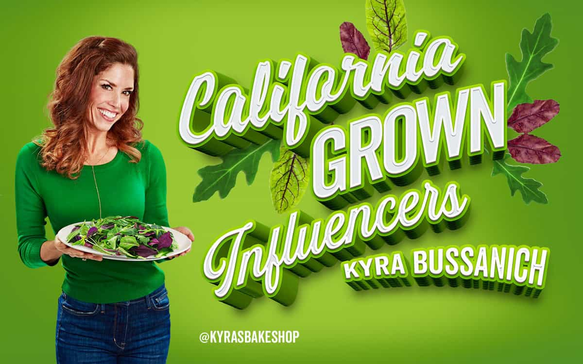 CA Grown Influencer - Kyra Bussanich