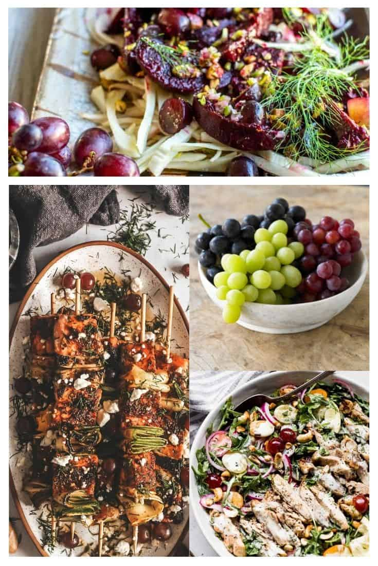 The Only Grape Salad Recipes You Will Ever Need!