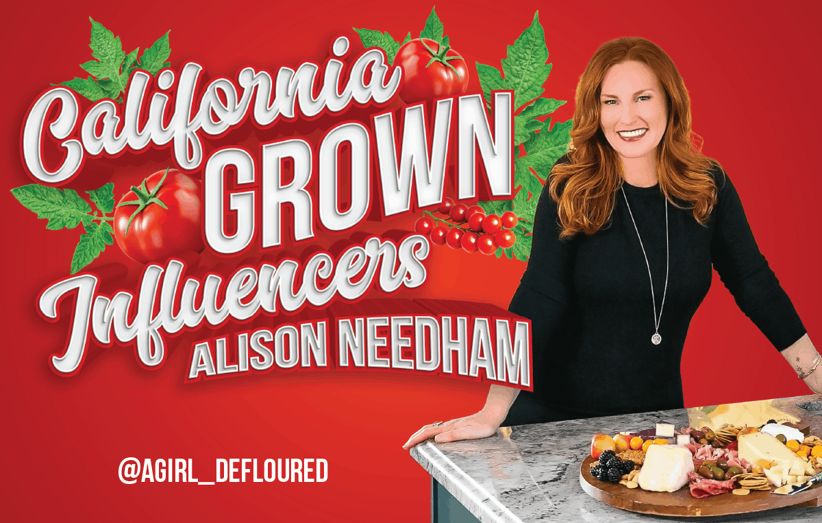 California Grown Influencer Alison Needham