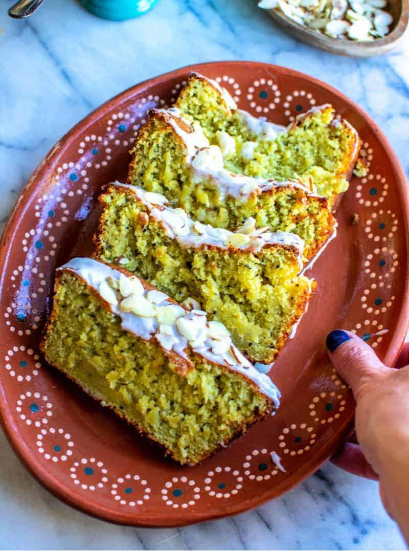 Kiwi Bread from Hola Jalapeno
