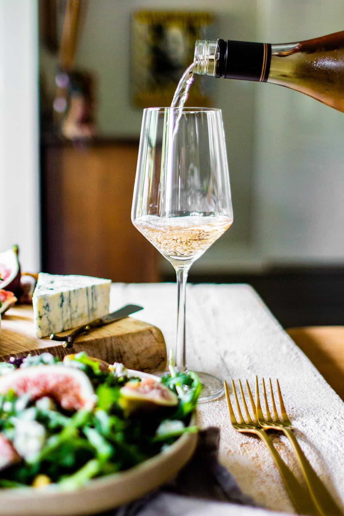 The Best Wine and Food Recipes From California Grown