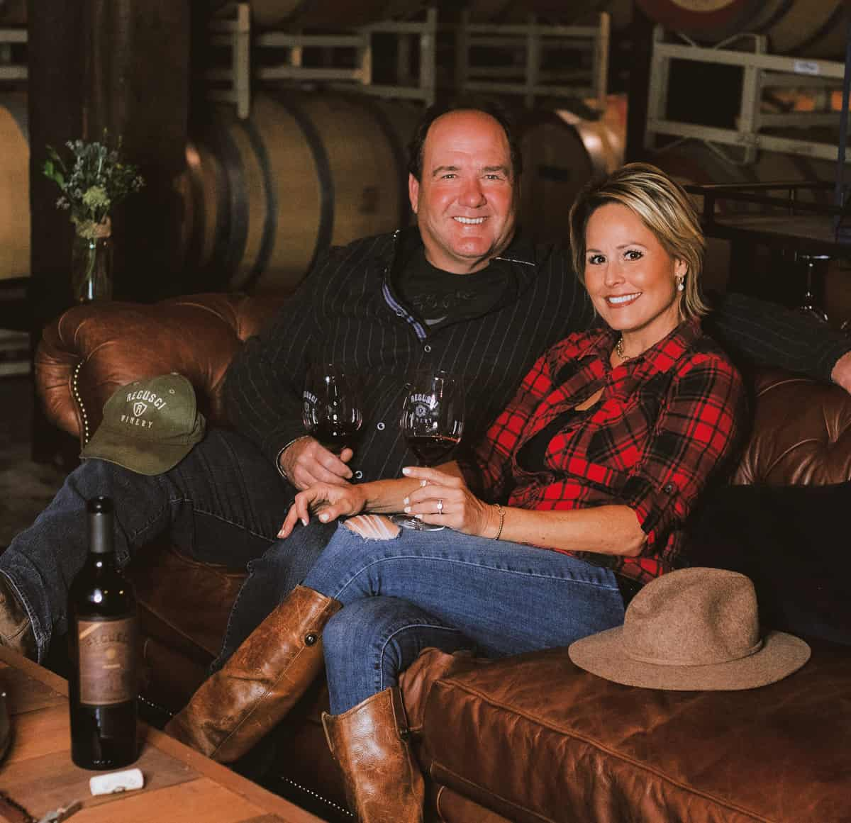 Meet a Farmer – Jim and Laura Regusci of Regusci Winery